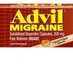 Advil red