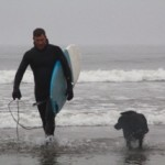 Jake w Hatch surf photo